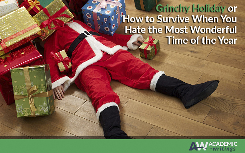 How to survive Christmas if you are not into celebration