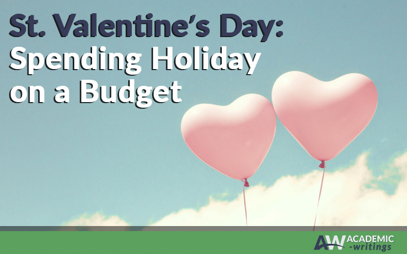 St. Valentine's Day on a Budget