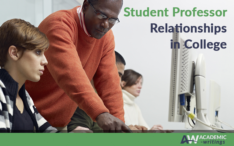 Student Professor Relationships in College