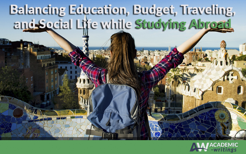 Balancing Life while Studying Abroad