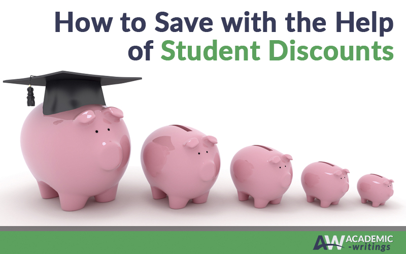 Where to find Student Discounts